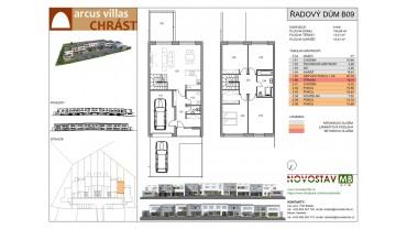 Řadový dům B09 - 5+kk